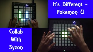 It&#39s Different - Pokemon U - Launchpad PRO Cover Project File