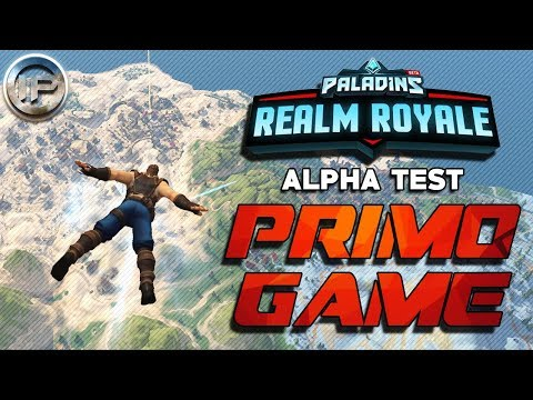 Paladins Realm Royal ITA | Primo Gameplay!