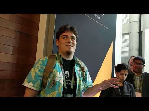 Palmer Luckey Speaking At Oculus Connect 4 (Part 2)