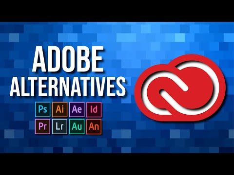 10 Best FREE Adobe Creative Cloud Alternatives