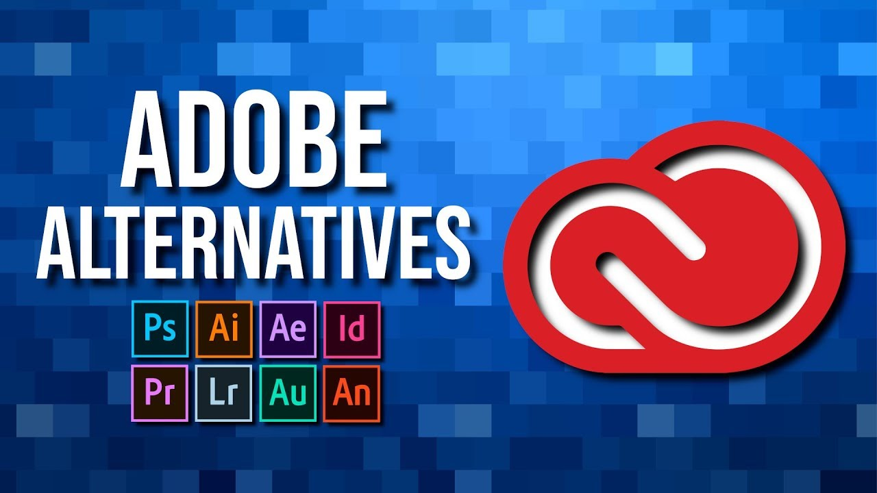 10 Best FREE Adobe Creative Cloud Alternatives (2020) - YouTube