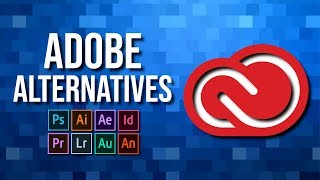 Baixar 10 Best FREE Adobe Creative Cloud Alternatives