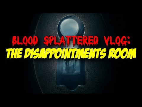 The Disappointments Room (2016) – Blood Splattered Vlog (Horror Movie Review)