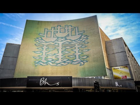 Abandoned Buildings Of BHS Department Store UK