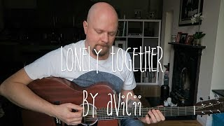 Lonely Together - Avicii (J.P. Kallio acoustic cover) It is no secr...