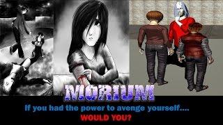MORIUM Book Trailer