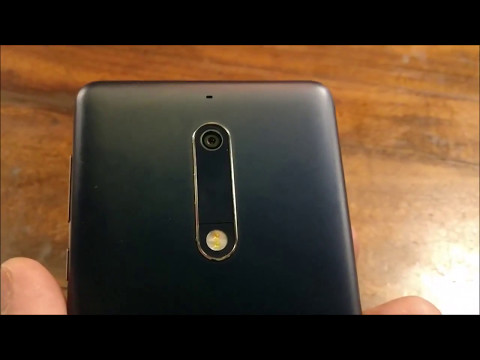First Look of Nokia 5