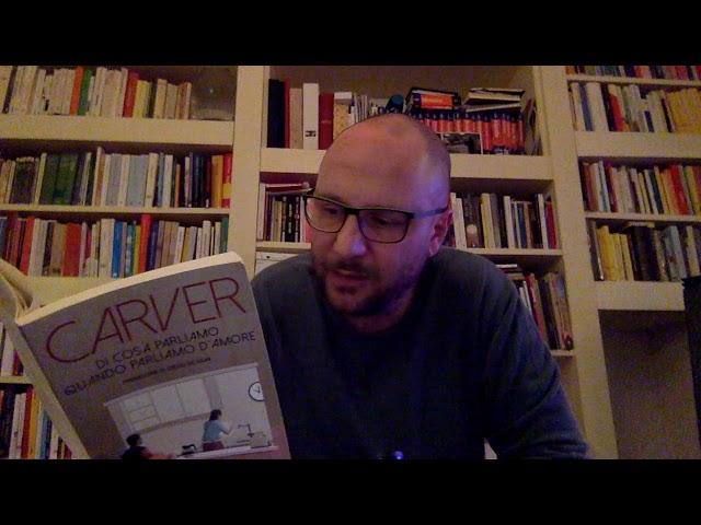 Massimo Cuomo legge... Raymond Caver: