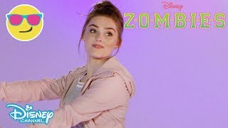 Z-O-M-B-I-E-S | BAMM Song Dance Tutorial | Official Disney Channel UK