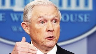 KKK Favorite Jeff Sessions Doing Them Proud On Police Brutality Free HD Video