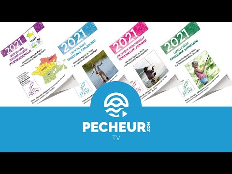 Ma question pêche N°02 - Quelle carte de pêche prendre ?