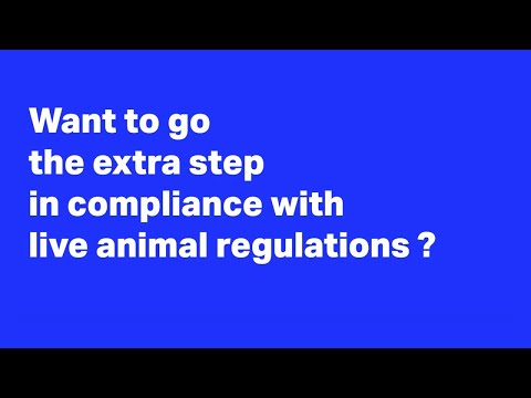 CEIV Live Animals  Global certification program