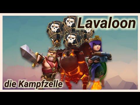 Lava Loon RH 9 10 | Clash of Clans Deutschland CoC