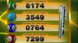 RESULTADO DE QUINIELA EL PRIMERO Nº 22514 / 16-07-19 - LOTERIA LA NEUQUINA