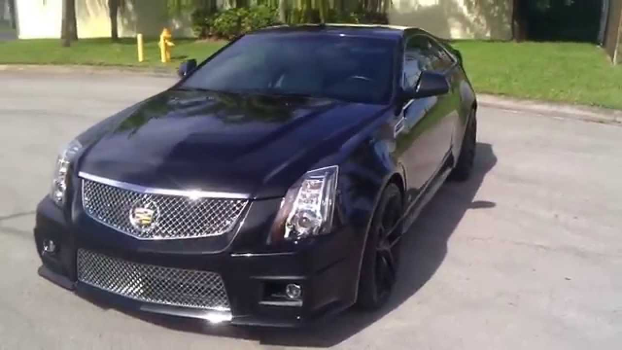 for sale 2011 cadillac cts 4 v6 awd coupe youtube. Black Bedroom Furniture Sets. Home Design Ideas
