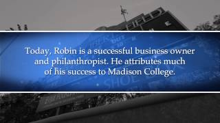 Robin Roberts Shares the Lifelong Lessons Gained from Attending Madison College