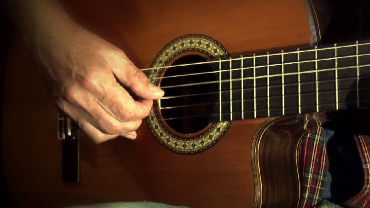 This basic guitar fingerpicking lesson will change your life