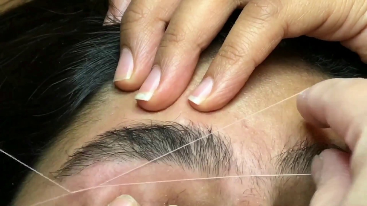 Eye Brow Threading Happy Tuesday To All My Viewers Please Check