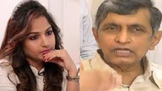 Madhavi latha strong counter to sri reddy  శ�...
