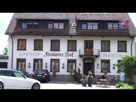 Hochzeit ♥ Heiraten im Gasthof Freiämter Hof in Freiamt - Hochzeits DJ Benz