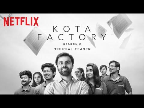 Kota Factory 2   Official Teaser   TVF   Netflix India