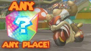Mario Kart Wii All Tracks - Purely Random Items