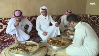 القرصان واحد من أشهر الأطباق في منطقة القصيم السعودية