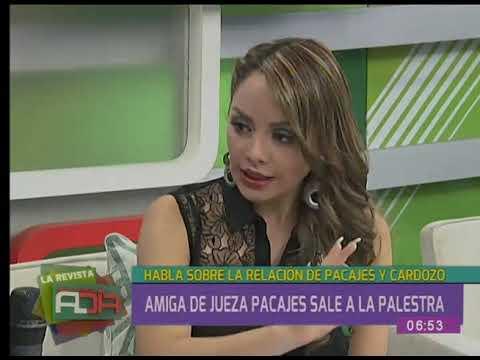 Amiga de la ex jueza Pacajes entrega su testimonio