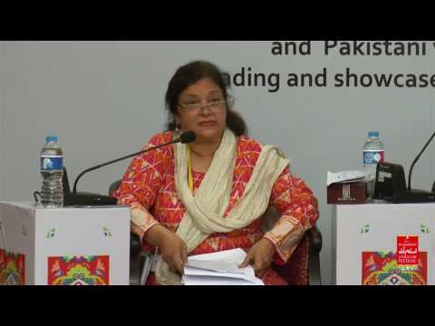 ILF-2017: Skewing the Narrative and Murdering History (15.4.2017)