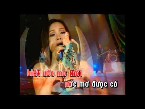 Vì Em Là Con Gái - Cẩm Ly (Karaoke)