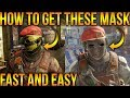 THE DIVISION 1.8 | HOW TO GET THE HIDDEN MASKS FAST AND EASY  | THE STING MASK & THE STYGIAN MASK
