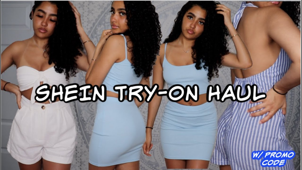 SHEIN TRY-ON HAUL | Jaylee Ortega