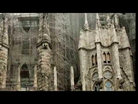 Antoni Gaudí   Symbolism Art Nouveau Architect    WMV M@