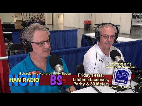 HRN 247: BS#5 from the Charlotte Hamfest