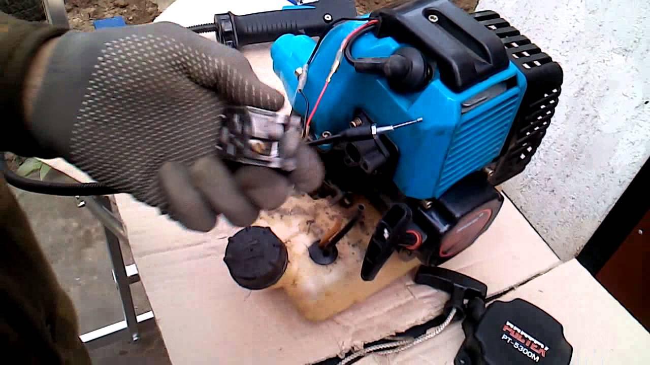 Ремонт поршневой мотокосы своими руками фото 636