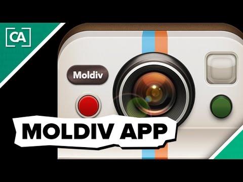 MOLDIV / Collagen Erstellen - App Vorstellung - Caphotos.de