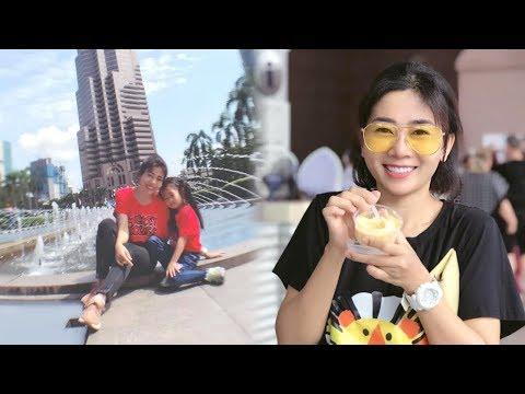 Dù Đang Bj B,ệ,nh Mai Phương Vẫn Đưa Con Ga'i Đi Du Lịch Ở Malaysia Và Singapore - TIN TỨC 24H TV