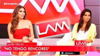 Los ángeles de la mañana - Programa 02/12/19 - Flor de la V y Laura Fidalgo frente a frente