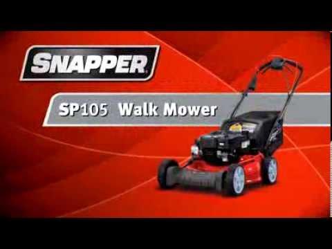 Snapper SP105 Walk