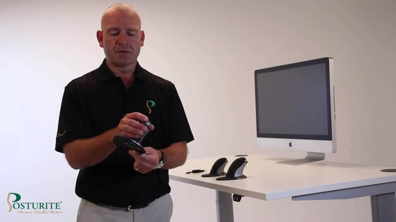 7cccbd03f94 The Penguin Vertical Ambidextrous Mouse - YouTube