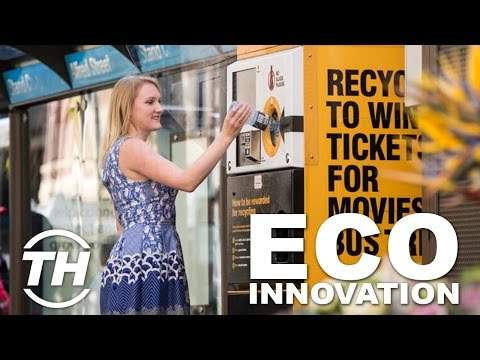 Top 3 Incentive Eco Innovation | Recycling As Currency