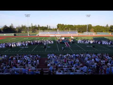 Saratoga High School Fifty-Fifth Graduation – Class of 2016