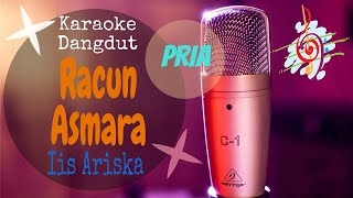 Download Karaoke Racun Asmara - Iis Ariska Nada Pria (Karaoke Dangdut Lirik Tanpa Vocal)