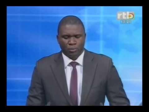 RTB - Discours du nouveau président Michel KAFANDO