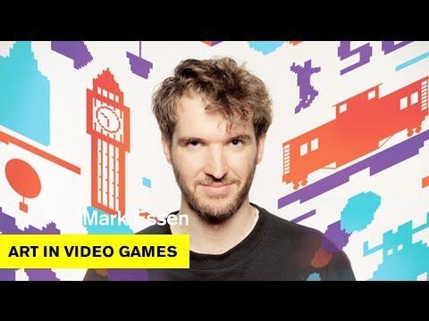 Mark Essen - Art In Video Games - MOCAtv