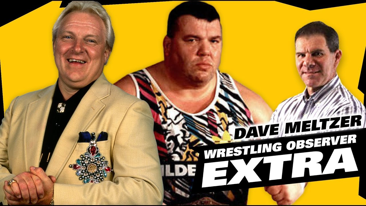"Dave Meltzer on the Deaths of Bobby ""The Brain"" Heenan and Otto Wanz 