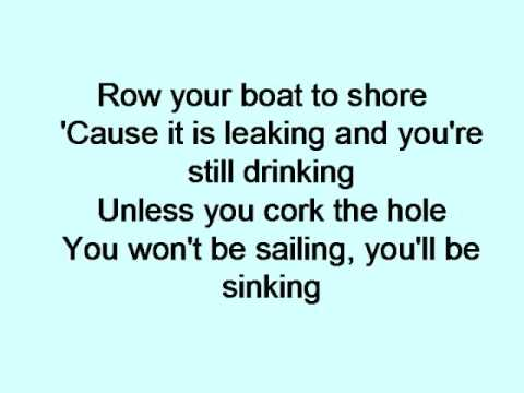 No Doubt - Sinking Lyrics