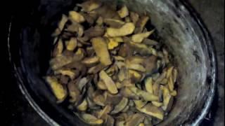 Łupiny z ziemniaków czyszczą piec c.o. i komin ...
