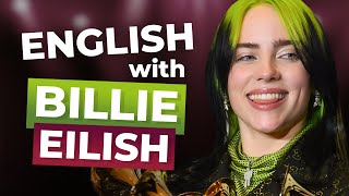 "Baixar Learn English with Billie Eilish | ""No Time To Die"""
