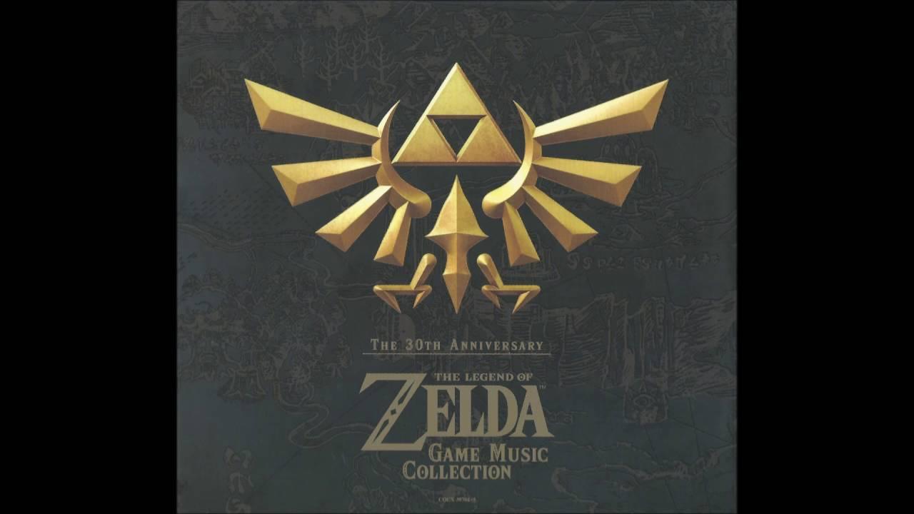Overworld Map Theme - Zelda II: The Adventure of Link - YouTube